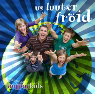 CD «Us luuter Fröid» – Purpur Kids